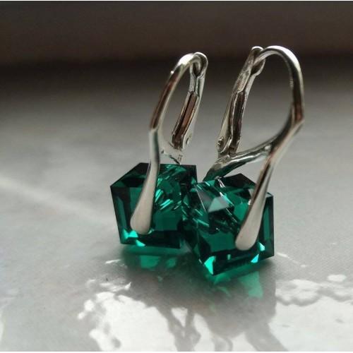 Cercei Cube Emerald