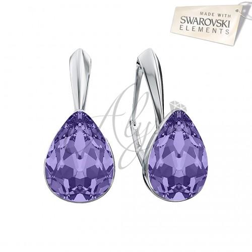 Cercei Fancy Pear Lavander