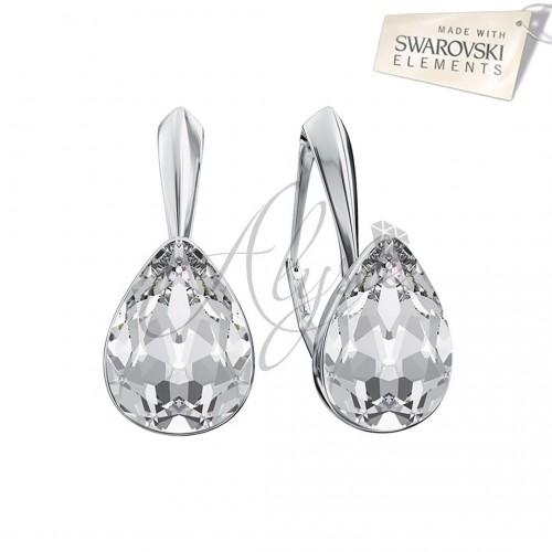 Cercei Fancy Pear Crystal