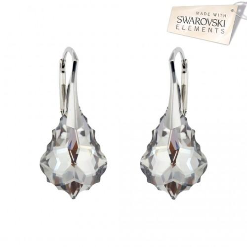 Cercei Silver Shade Baroque