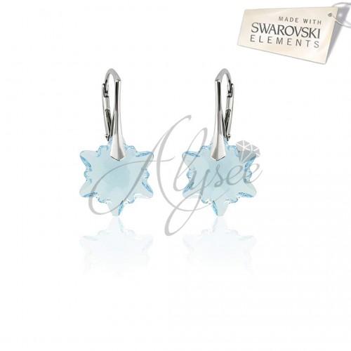Cercei Edelweiss Aquamarine