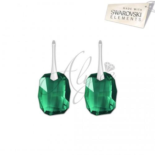 Cercei Graphic Emerald