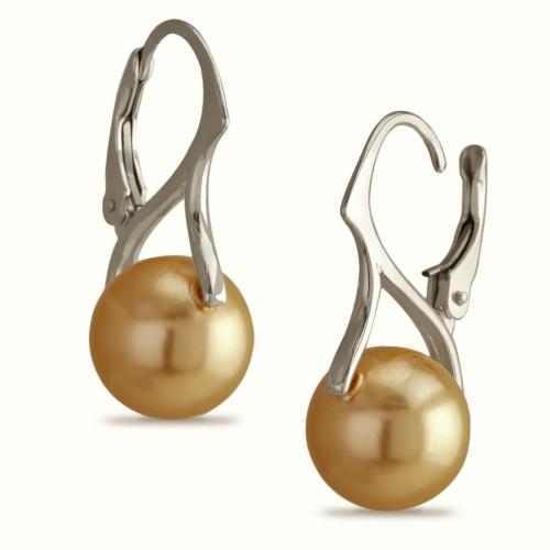 Cercei Gold Pearl