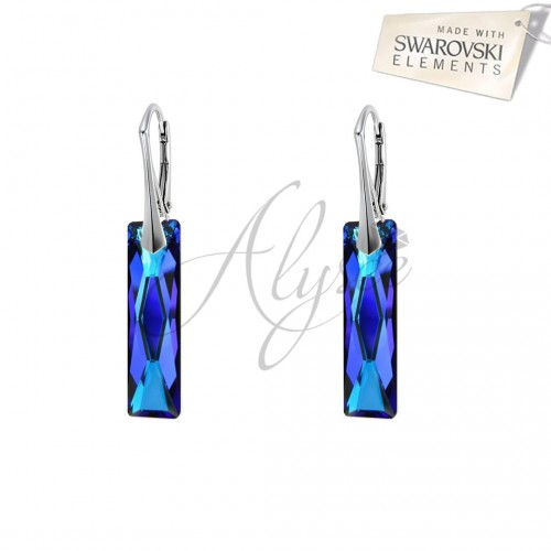 Cercei Queen Baguette Bermuda Blue