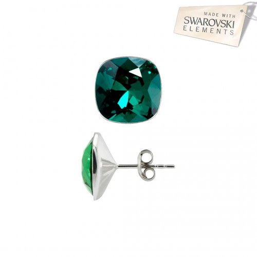 Cercei Square Emerald