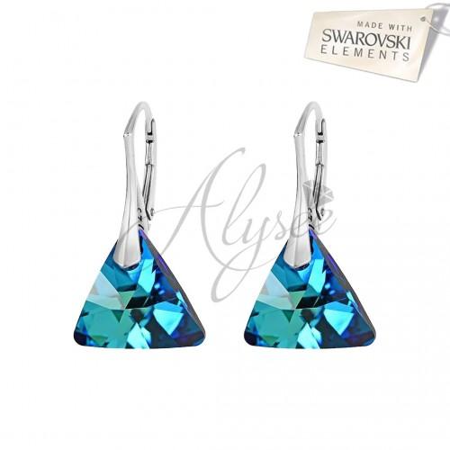 Cercei Triangle Bermuda Blue