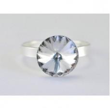 Inel Rivoli Crystal 10mm