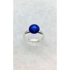 Inel Blue Pearl
