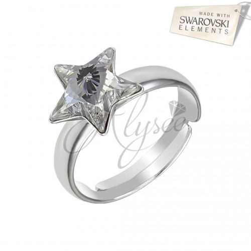 Inel Star Crystal