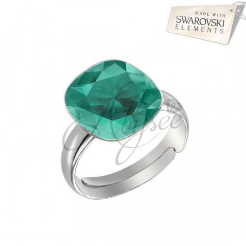 Inel Square Emerald