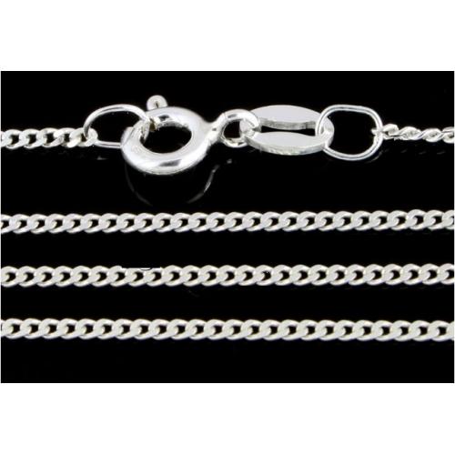 Lant argint 925, 1.4mm, 50cm lungime