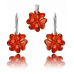 Set Clover Red Magma 19mm