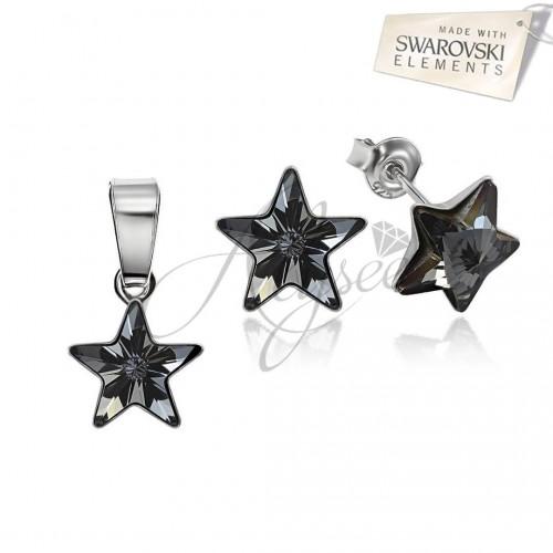 Set Star Silver Night