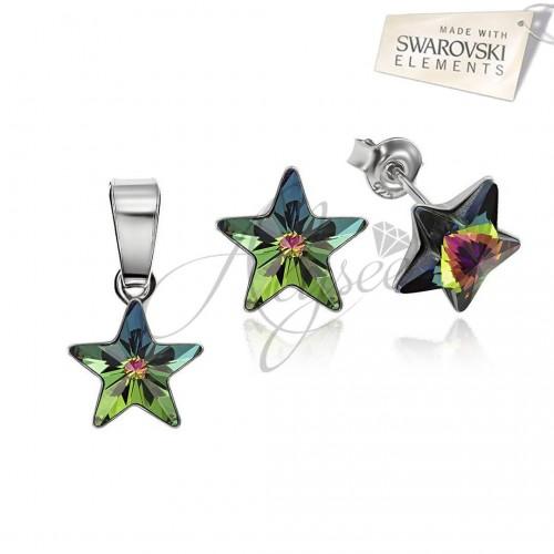 Set Star Vitrail Medium