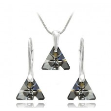 Set Silver Night  Xilion Triangle