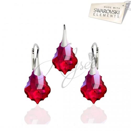 Set Baroque Ruby