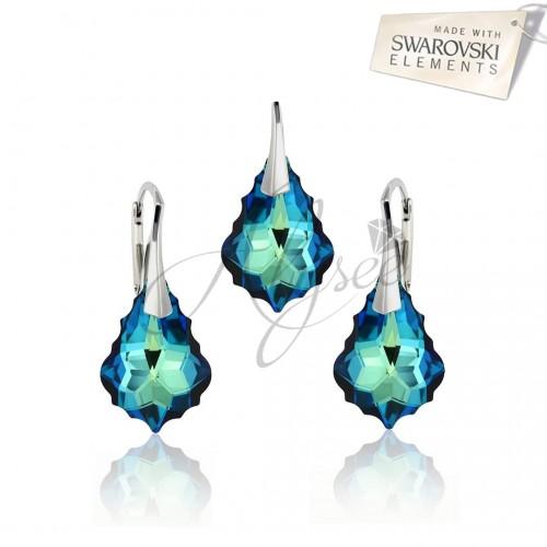 Set Baroque Bermuda Blue