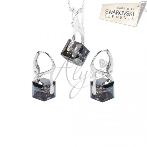 Set Cube Silver Night