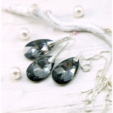 Set Silver Night Pear