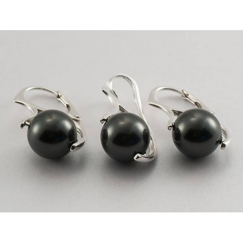 SET BLACK PEARL 10MM