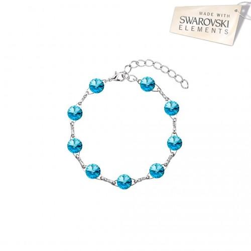 Bratara Rivoli Bermuda Blue
