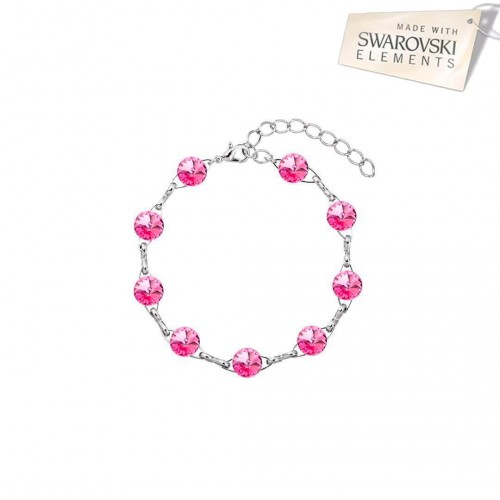 Bratara Rivoli Light Rose