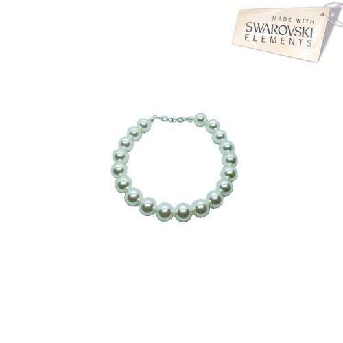 Bratara White Pearl 2