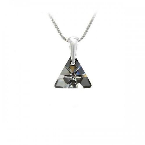 Pandantiv Silver Night XIlion Triangle