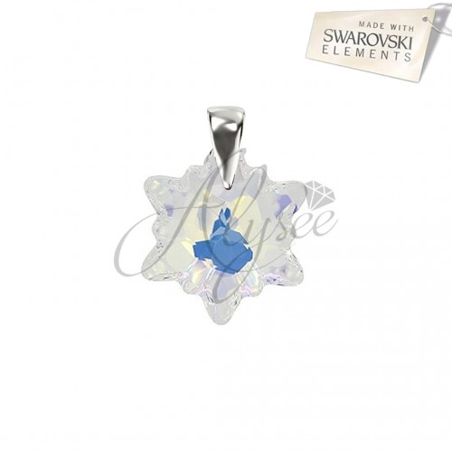 Pandantiv Edelweiss Aurore Boreale