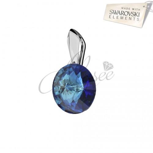 Pandantiv Rivoli Bermuda Blue