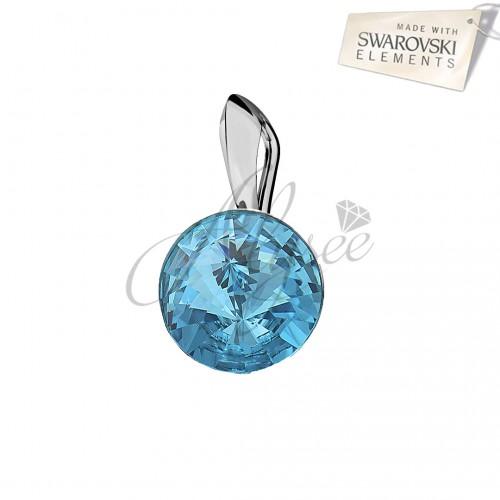 Pandantiv Rivoli Turquoise