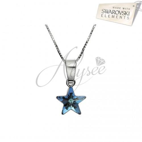 Colier Bermuda Blue Star